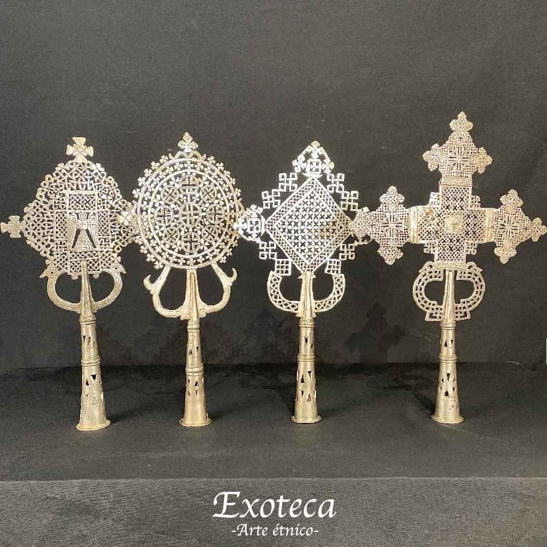 Cruces Etíopes Lalibela